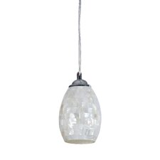 Mosaic 1 Light Ravenna Mini Pendant