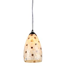 Noelle 1 Light Mini Pendant