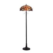 Empress 2 Light Floor Lamp