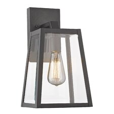 Tristan 1 Light Outdoor Wall Sconce