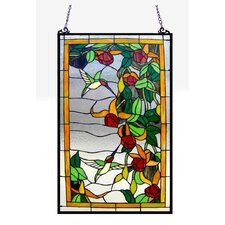 Lorelei Glee Hanging Window Panel