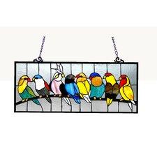 Birdies Window Panel