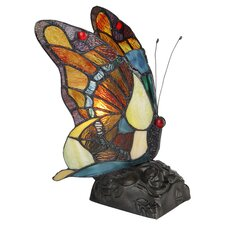 """Jacy 9.8"""" H Table Lamp with Novelty Shade"""