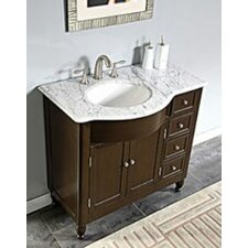 "Kelston 38"" Single Bathroom Vanity Set"