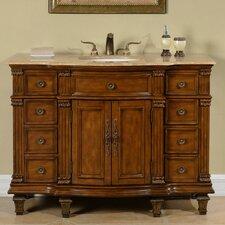 """48"""" Single Sink Cabinet Bathroom Vanity Set"""