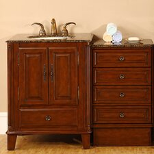 "Allegheny 49"" Single Bathroom Vanity Set"