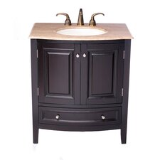 "Merrimack 32"" Single Bathroom Vanity Set"