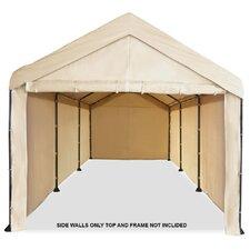 Mega Domainx 10 Ft. W x 11 Ft. D Sidewall Kit
