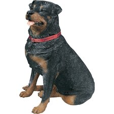 Life Size Large Rottweiler Statue