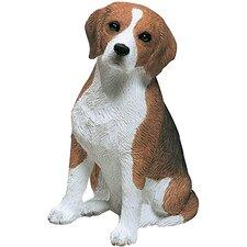 Mid Size Sculptures Beagle Figurine