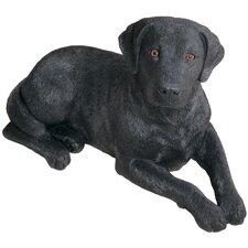 Original Size Sculptures Labrador Retriever Figurine
