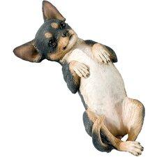 Small Size Tri Chihuahua Sculpture