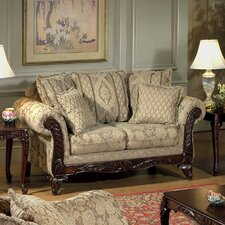 Royal Upholstered Loveseat