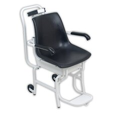 Digital Chair Scale with Lift Away Arms and Footrests