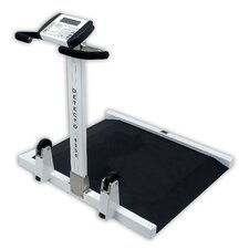 Fold Up Portable Wheelchair Scale