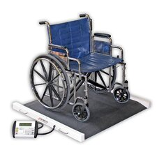 Portable Bariatric Wheelchair Scale