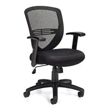 Mid-Back Mesh Tilter Conference Chair