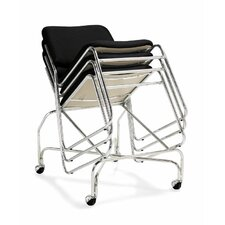 Armless Stacking Chair (Set of 2)