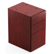 Margate Box / File Pedestal with Lock