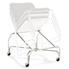 """Stack and Guest 18"""" x 22"""" x 26.5"""" Chair Dolly"""