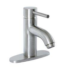 Essen Single Hole Bathroom Faucet with Single Handle