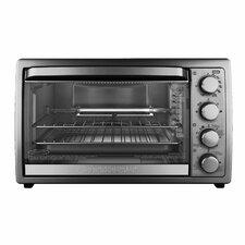 6-Slice Rotisserie Oven