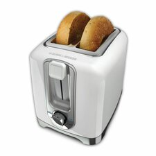 2-Slice Extra Wide Slot Toaster