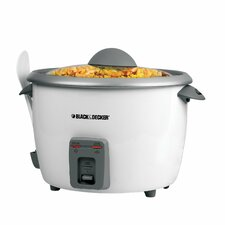 28-Cup Rice Cooker with Steamer Basket