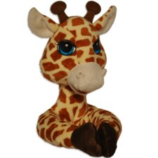 Plush Giraffe Curtain Tieback