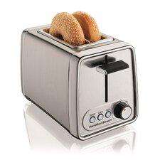 2-Slice Modern Toaster
