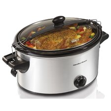 6-qt Stay or GO Slow Cooker