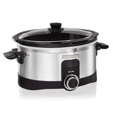 6-Quart IntelliTime Slow Cooker