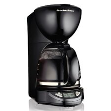 Proctor Silex Programmable 12 Cup Coffee Maker
