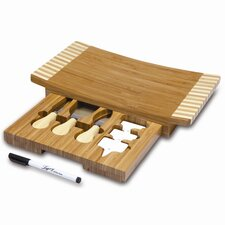 Concavo Cutting Cheese Tray