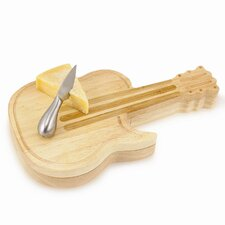 Legacy Guitar Cheese Tray