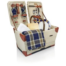 Pioneer Picnic Basket Set