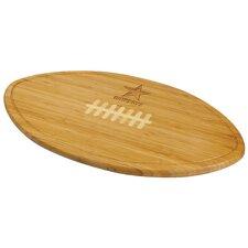 NFL Kickoff Wood Cutting Board
