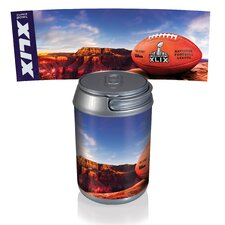 5 Qt. NFL Super Bowl Mini Cooler