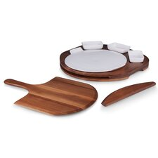 5 Piece Pizza Preparation Station Set