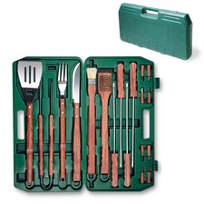18 Piece Picnic BBQ Tool Set