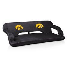 NCAA University of Iowa Hawkeyes Reflex Travel Couch