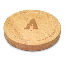 MLB Circo Engraved Cutting Board