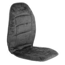Deluxe Velour Heated Seat Cushion