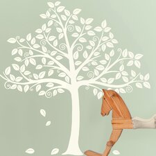Wall Art Kit Silhoutte Tree Wall Decal