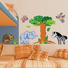 Spirit Jungle Wall Decal