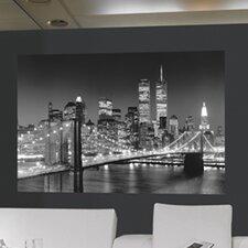 Ideal Decor Brooklyn Bridge Wall Mural