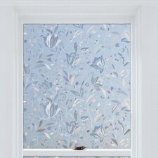 Window Decor Floral Window Film
