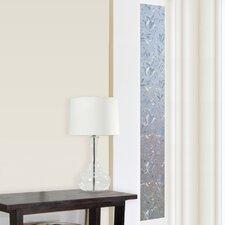 Window Decor Floral Sidelight Window Film