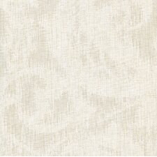 """Warner Textures IV Flintley Scrubbable and Strippable Modern Swirled 27' x 27"""" Damask Embossed Wallpaper"""