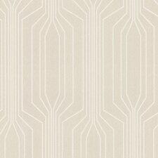 "Elements Rousseau 33' x 20.5"" Geometric Embossed Wallpaper"